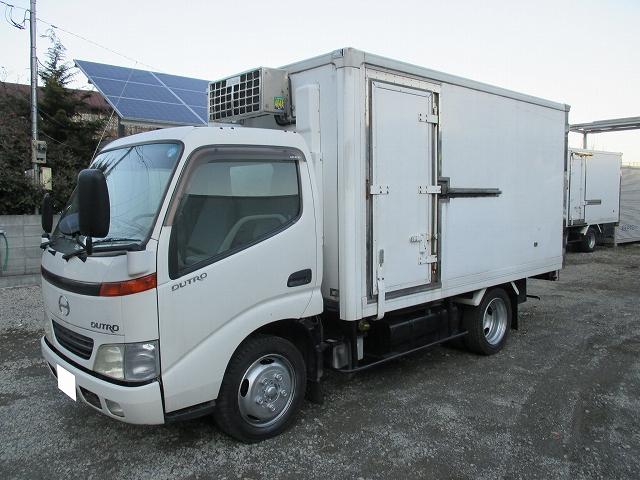 2t標準セミロング 冷蔵冷凍車(低温) 観音式 サイドドア 低床